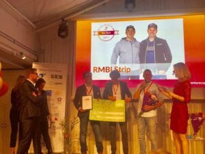Venture Cup Top Tech Prize 2017 goes to Rumblestrip