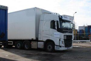Ny Teknik - Smart Roof deflectors for trucks