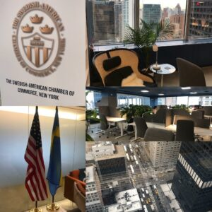 NY office opened!