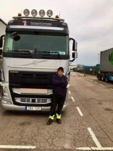 Up to 2 L / 100 km fuel saving with Ecosense Trailer Assist for Trönninge Åkeri